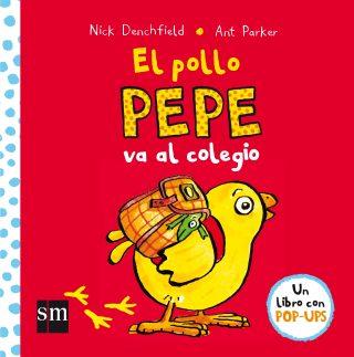 El pollo Pepe va al colegio