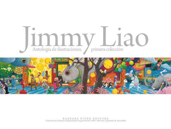 Jimmy Liao- Antologías de ilustraciones- primera colección