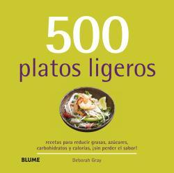 500 platos ligeros