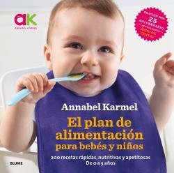El plan de alimentación para bebés y niños