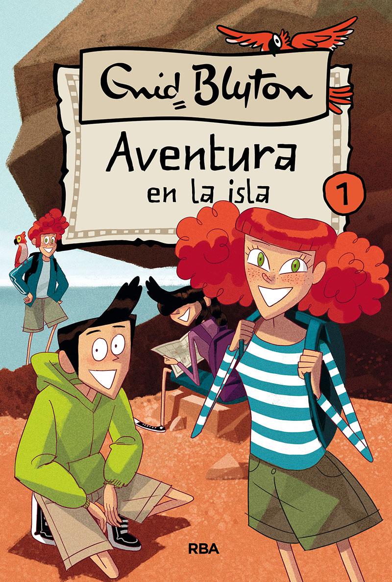 Aventuras 1: Aventura en la isla