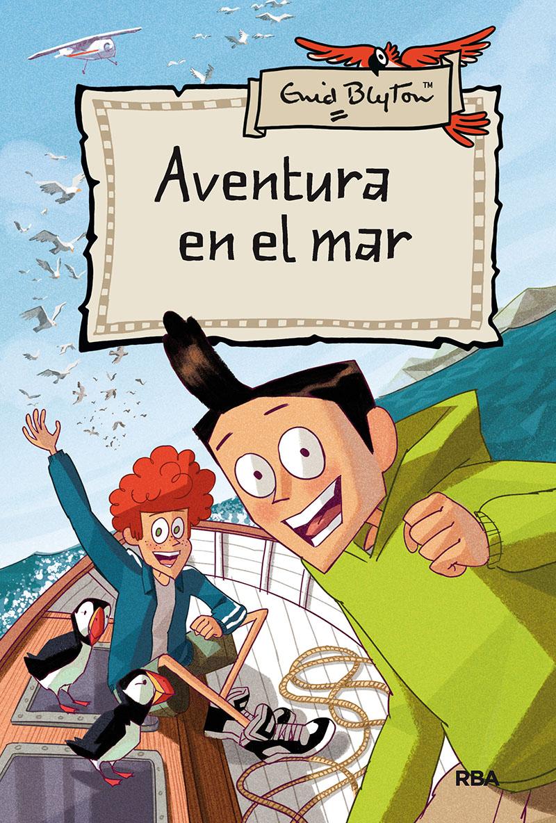 Aventura 4: Aventura en el mar