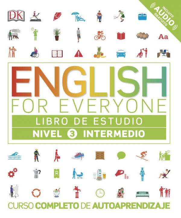 English for everyone (Ed. en español) Nivel intermedio - Libro de estudio