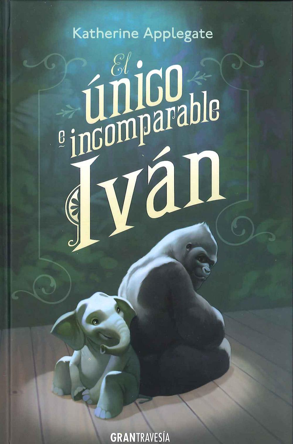 El único e incomparable Ivan