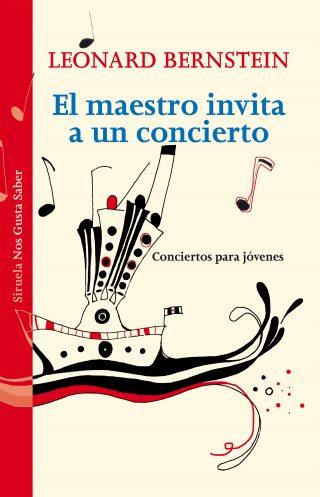 El maestro invita a un concierto