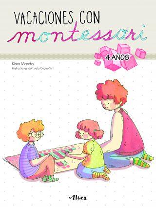 Vacaciones con Montessori - 4 años