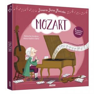 Primeras notas musicales, Mozart