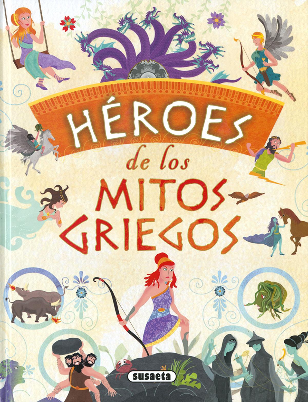 Héroes de los mitos griegos
