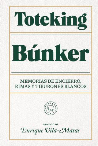 Búnker (Edición limitada con cubierta de piel)