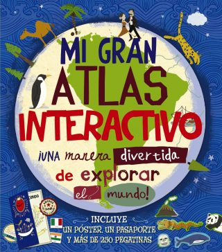 Mi gran atlas interactivo