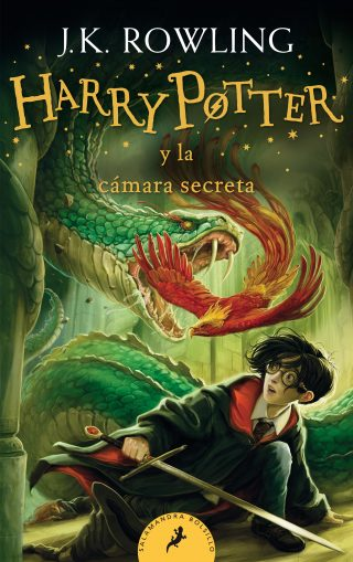 Harry Potter y la cámara secreta (Harry Potter 2)