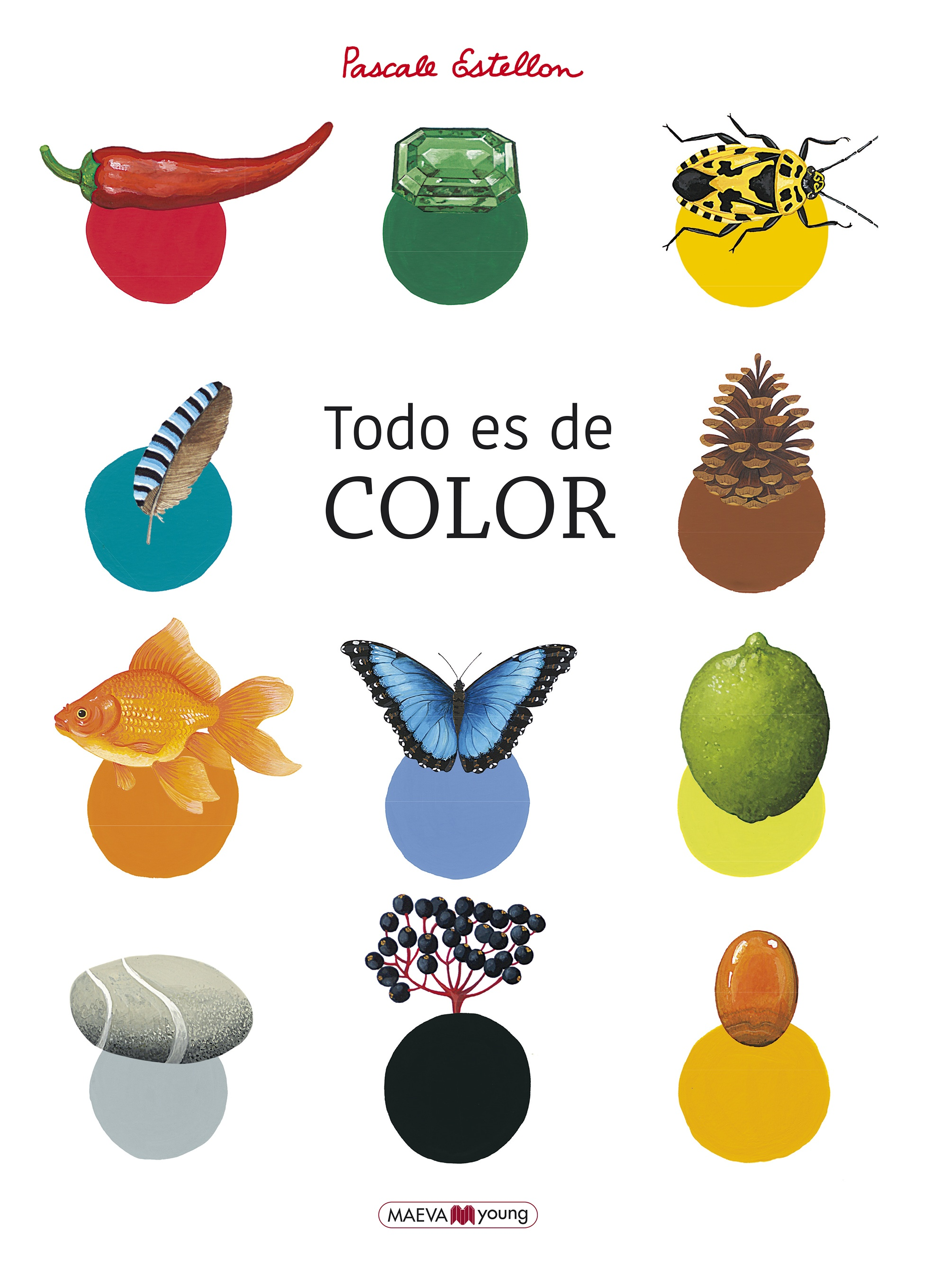Todo es de color