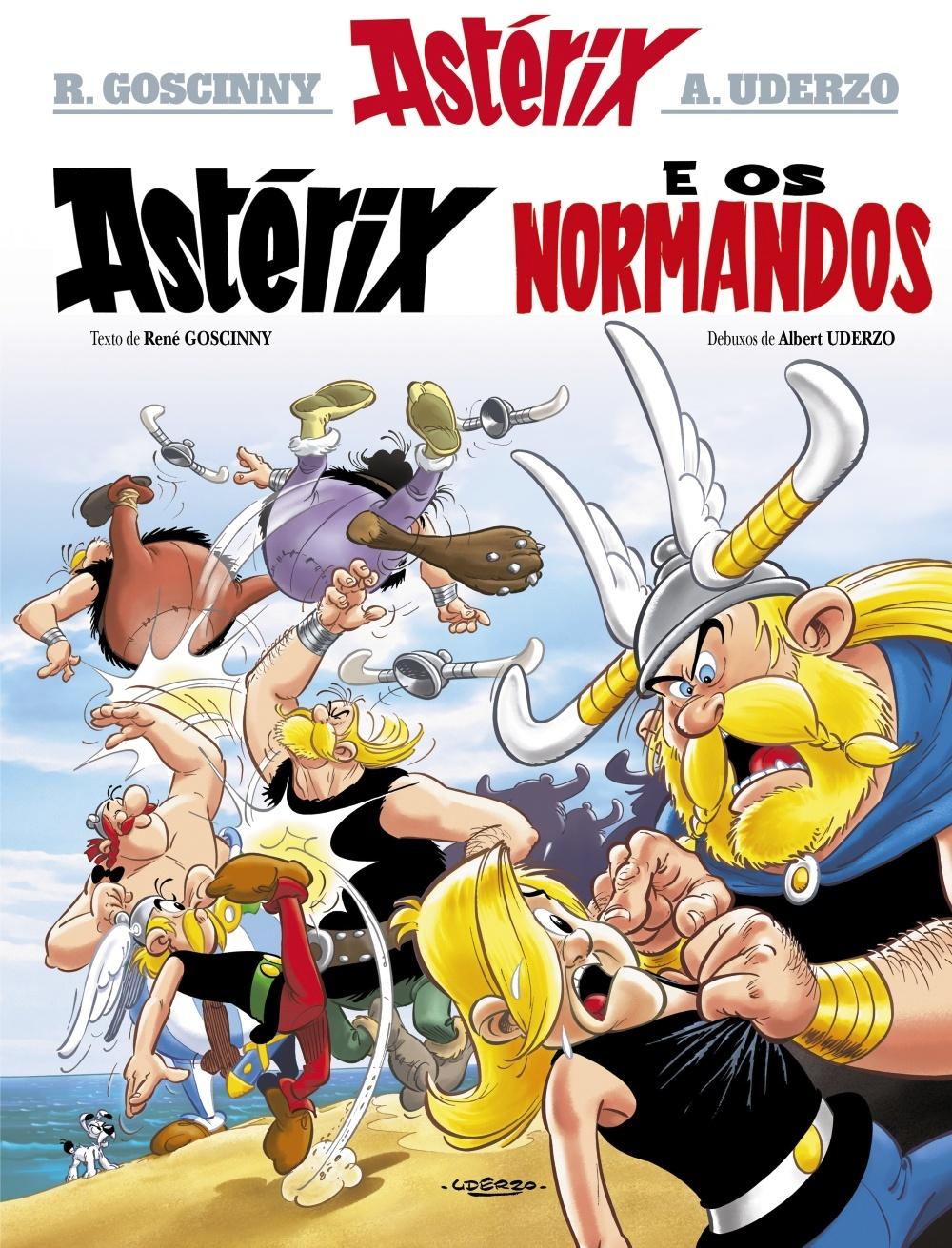 Astérix e os normandos