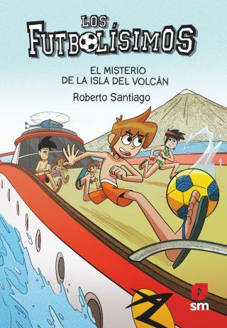Los Futbolísimos 18: El misterio de la isla del volcán