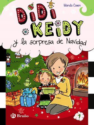 Didi Keid y la sorpresa de Navidad