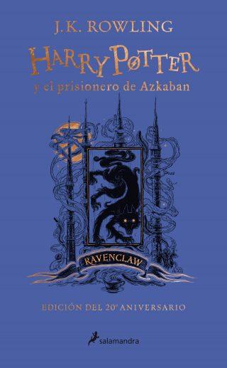 Harry Potter y el prisionero de Azkaban (edición Ravenclaw del 20º aniversario) (Harry Potter 3)