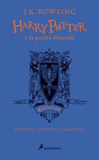Harry Potter y la piedra filosofal (edición Ravenclaw del 20º aniversario) (Harry Potter 1)