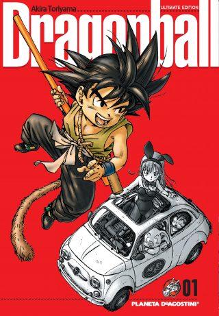 Dragon Ball nº 01/34 PDA