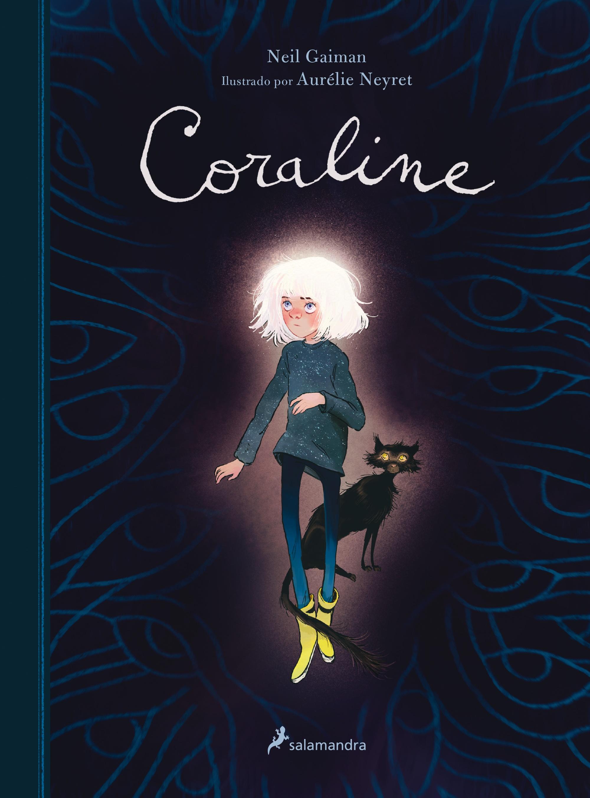 Coraline (edición ilustrada)