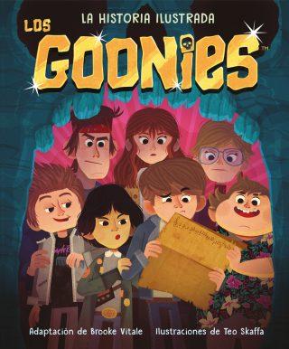 Los Goonies. La historia ilustrada