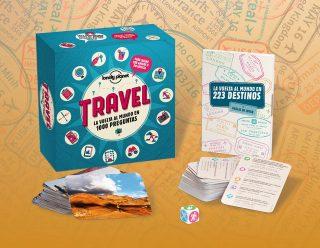 Travel. La vuelta al mundo en 1000 preguntas